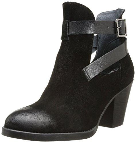 JONAK 277 Ameya Cr H4 Damen Stiefel & Stiefeletten Schwarz - Noir (Croute Noir)