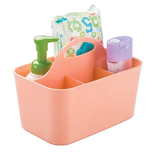 mDesign Toddler Closet Nursery Organizer