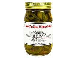 Byler\'s Sweet Fire Bread & Butter Pickles - (Two Pack)