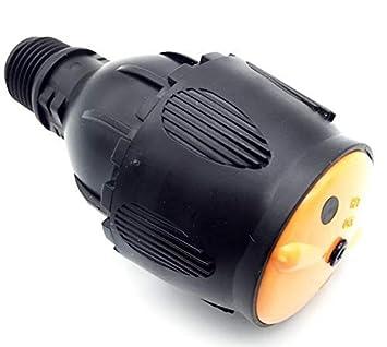 PC 1 Mcgonagall Estilo aspersores for el jardín de plantas de jardín de riego e industrial de mangueras Tres tipos de interfaces (Color : Sprinkler head)
