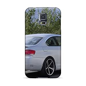 Brand New S5 Defender Case For Galaxy (white Ac Schnitzer Bmw E92 3 Series Coupe Rear Angle)