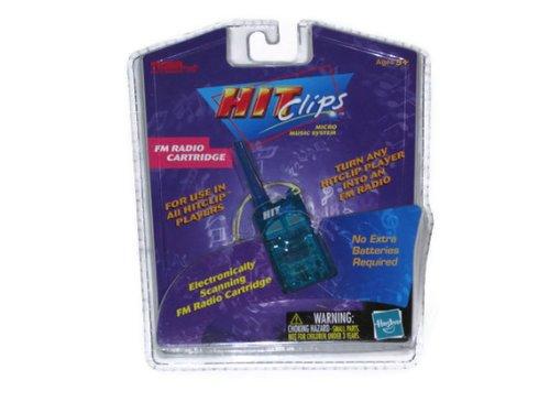 HIT CLIPS Micro Music System FM Radio Cartridge