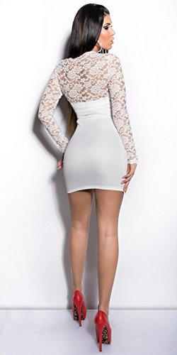 In-Stylefashion - Vestido - para mujer Beige