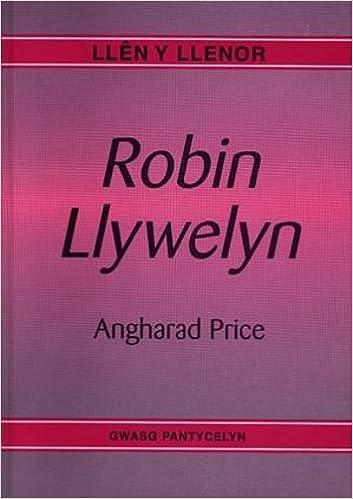Llen y Llenor: Robin Llywelyn (Llên y llenor)