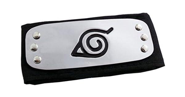 Amazon.com: YS & TS Naruto Konoha Village Ninja Shinobi ...