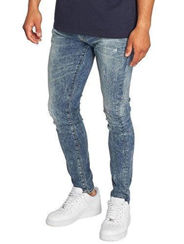 para Delgados RAW STAR G Pantalones Vaqueros Azul Hombre xTX1xqR