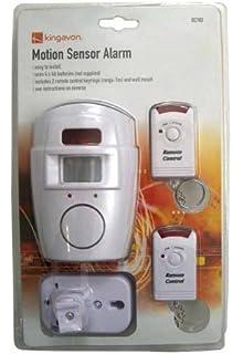 Kingavon Electromart - Alarma de seguridad y mandos a distancia