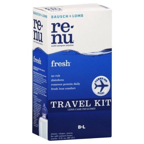 Bausch & Lomb Reno Multiplus Travel Kit - 2 oz.