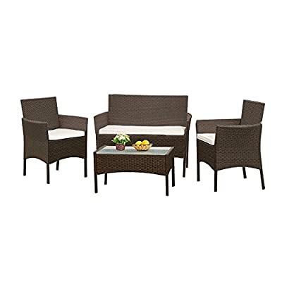 Panana Patio Set 4 Piece