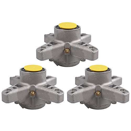 8TEN 3pk Deck Spindle Assembly for Cub Cadet MTD 44-54
