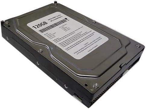 "New 120GB 7200RPM 2MB Cache PATA IDE ATA//100 3.5/"" Hard Drive 1 Year Warranty"