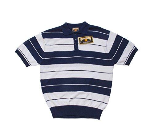 FB County Men's Charlie Brown Shirt 2X-Large Navy/White]()