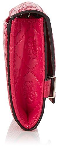 Guess Swsg6682390, Borsa a tracolla Donna, Multicolore (Lipstick), 2x6.4x9.5 cm (W x H x L)