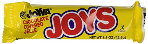 Joyva Raspberry Joys, 1.5-Ounce Packages (Pack of 36) ()