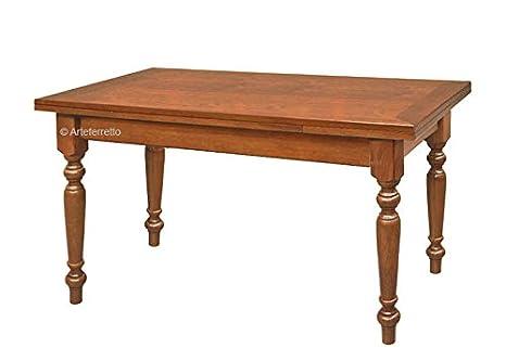 Tavoli In Stile Classico Allungabili.Artigiani Veneti Riuniti Tavolo Allungabile In Stile Classico 180