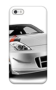 Case Cover/Case For Sam Sung Galaxy S5 Cover Defender Case Cover(nissan 350z Grey Metalic Z Cars Nissan)