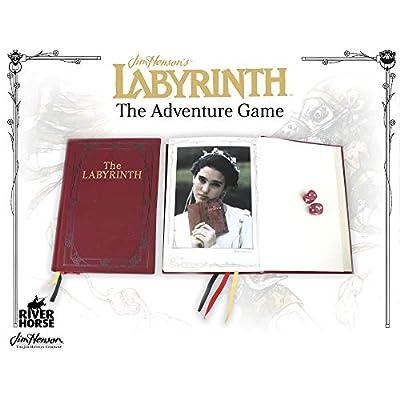 Jim Henson's Labyrinth: The Adv Game: Toys & Games
