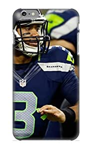Armandcaron Snap On Hard Case Cover Seattle Seahawks Nfl Football R Protector For Iphone 6 Plus