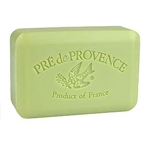 Pre de Provence Shea Butter Enriched Handmade French Soap Bar (250g) - Green Tea