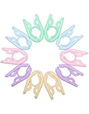 Travel Hangers Folding Hangers Portable Clothes Hangers Foldable, Non-Slip, Lightweight for Home and Travel