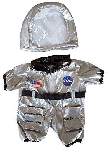 Bear Factory Silver NASA Astronaut Outfit Clothes for 14