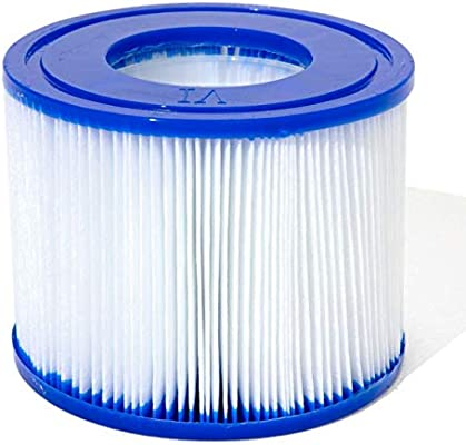 2 4 6 Bestway Remplacement Taille 2 Filtres Cartouche Piscine Lay Z Spa pompe