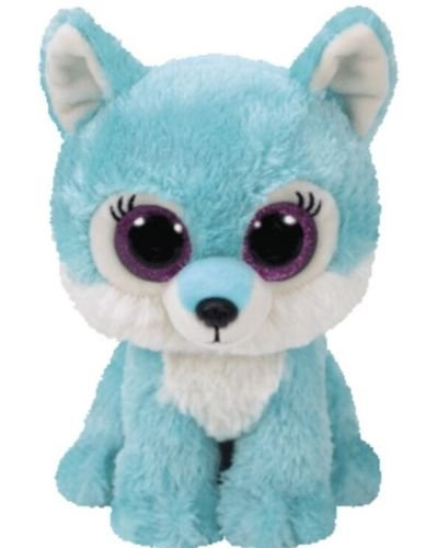 Jade the Wolf Beanie Boo Gift Set - Great Wolf Lodge Exlcusive - Small 6 in