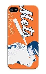 LarryToliver Customizable Baseball New York Mets For iphone 5/5s Cases pattern