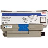 OKI 44469802 Toner Cartridge, 5K Yield, Black