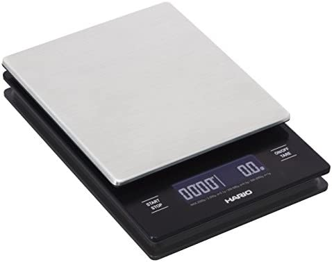 Hario Stainless Steel V60 Drip Coffee Scale Metal