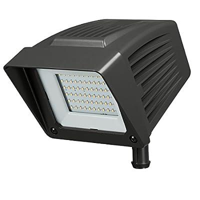 ATLAS LIGHTING PFSXW27LED 27 Watt LED Sign and Wall Wash Flood Light, 4500K