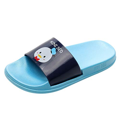 (Lurryly Sandals for Girls Toddler Size 8,Sandals for Girls 3-4,Sandals for Toddler Girls Size 7,Sneakers for Girls Fashion,Toddler Boots for Girls Cowboy,Blue,Recommended Age:18-24Months,US:7 M)