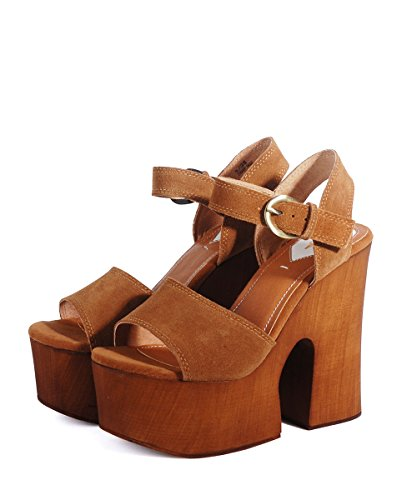 Sandals Con Zeppa Windsor Marroni Brown Sandali Smith Jade Brown 0HWYqEAwY