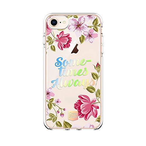 Capa para iPhone 7/ iPhone 8/ iPhone 6 6s Feminina Personalizada, Case Studi, CS06-IP876S6-01, Rosa