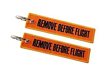 Moto Discovery Remove Before Flight Llavero Doble Cara ...