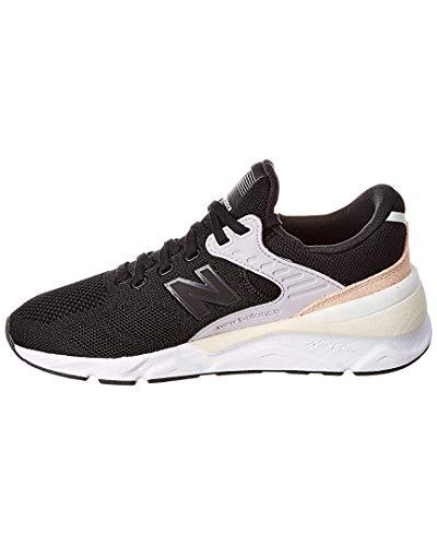 Balance 90 Donna New Nero X Sneaker HB6dxaAw