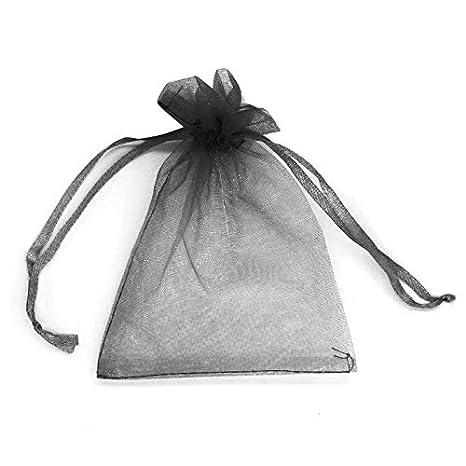 100 bolsas de organza de regalo de 20 colores, bolsas de ...
