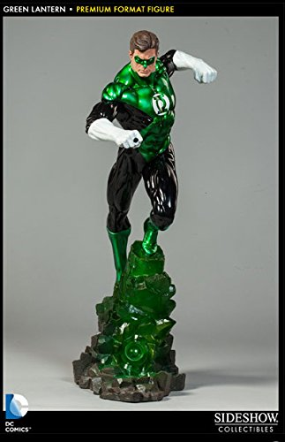 - Sideshow Collectibles - DC Comics Green Lantern 1/4 Scale Premium Format Figure Statue