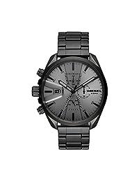 Diesel DZ4484 MS9 Chrono Reloj analógico de cuarzo gris para hombre