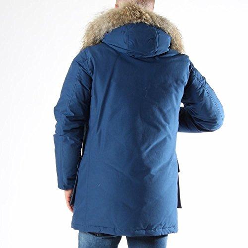 Woolrich Woolrich Uomo Bluette Wocp1674cn01 Giubbotto Wocp1674cn01 O0150