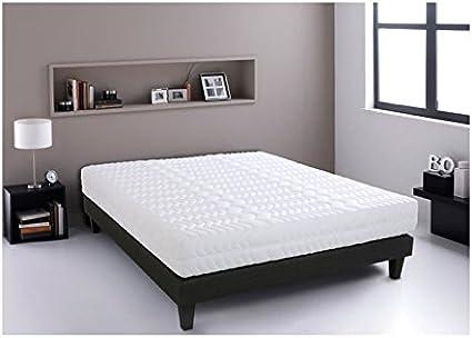 RELAXIMA Dunlopillo colchón somier 160 x 200 cm, 23 cm ...