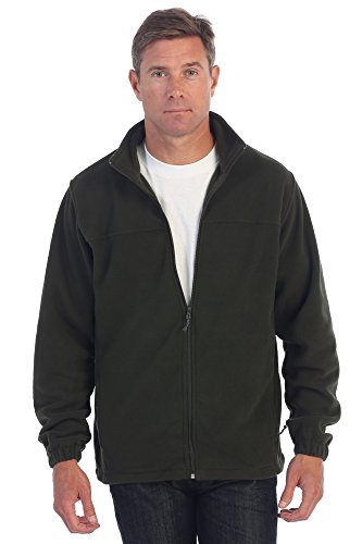 Gioberti Mens Polar Fleece Jacket product image