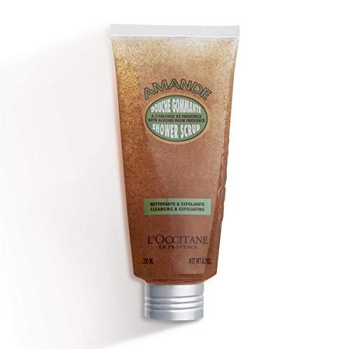 Loccitane Almond Delicious Paste - L'Occitane Almond Shower Scrub