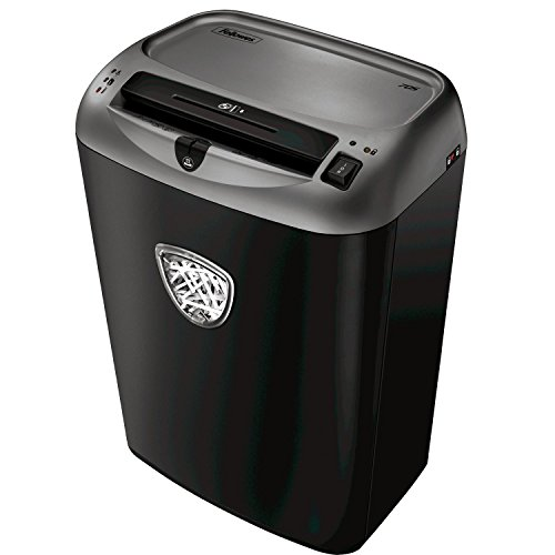 Fellowes Powershred 70S 14-Sheet Strip-Cut Paper and Credit Card Shredder with SafetyLock (4671001) by Fellowes