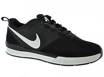 59485cb02dbe Nike SB Ghost Black-Whte-Blk Mens Footwear Trainers  Amazon.co.uk ...