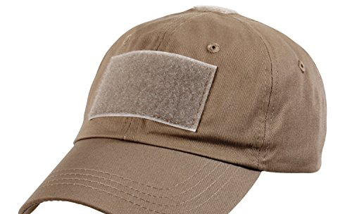 Tactical Operator Cap Combo w/Free Patch (Khaki)