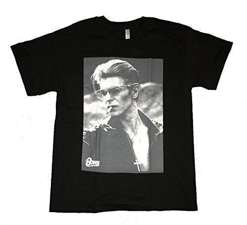 Legend Boyfriend Jeans - David Bowie - Smoking T-Shirt, Large