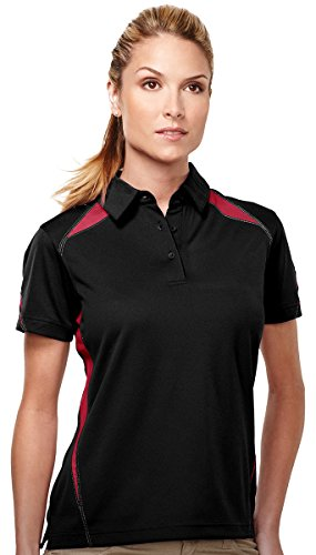 (Tri-Mountain Performance Polyester Birdseye Mesh Polo Shirt - KL142 )