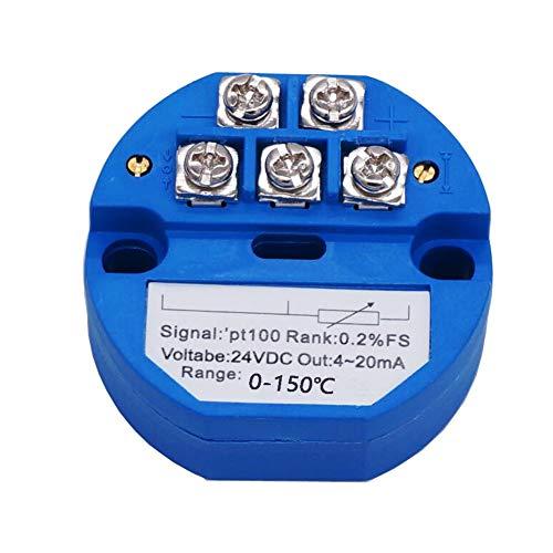 4-20MA 0~200℃ RTD PT100 SBW Temperature Sensor Transmitter Module M