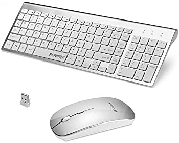 Fenifox Wireless Mouse & Keyboard Combo